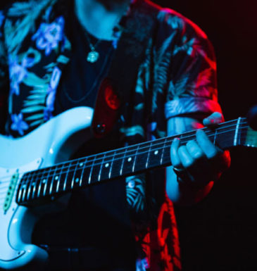 Emotional Guitar